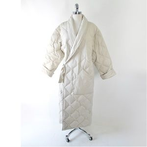 Aeolus Quilted Down Puffer Coat L